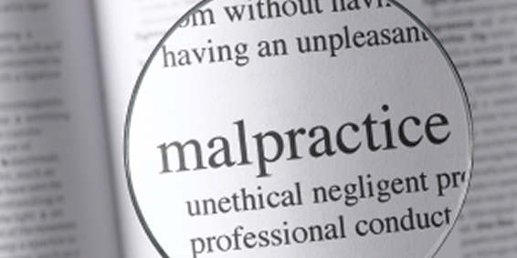 Medical/Legal Malpractice
